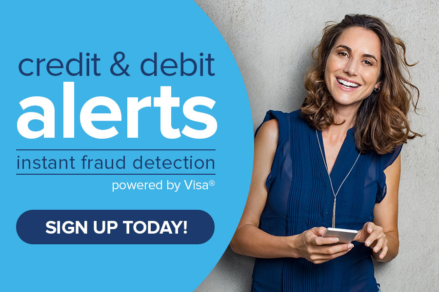 Credit & Debit Alerts