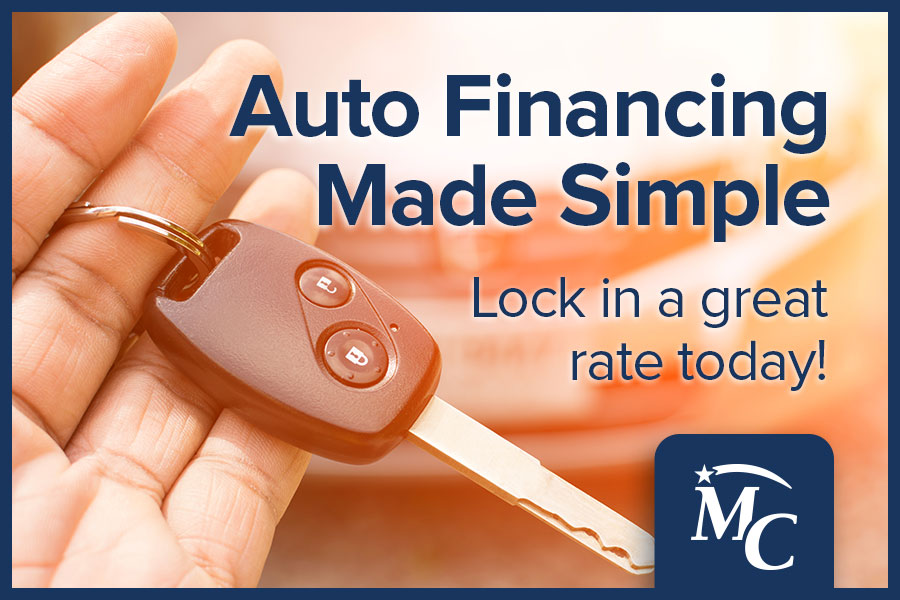 Auto Financing | Midwest Community Federal Credit Union
