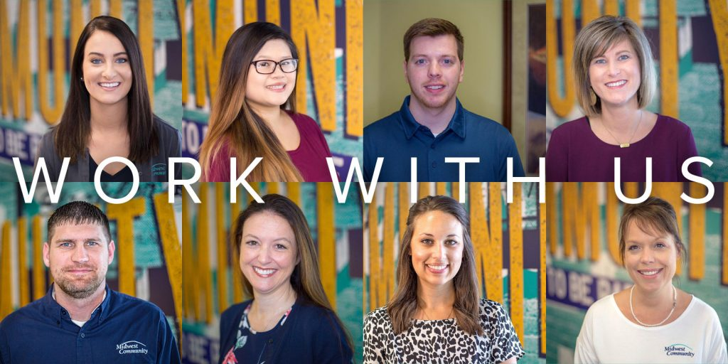 Work with us | Midwest Community FCU