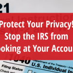 New IRS Proposal Could Affect Your Account